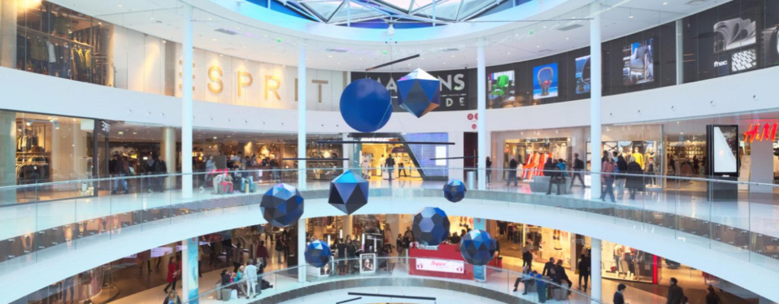Image du Centre commercial Beaugrenelle