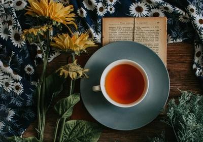 Photo de thé