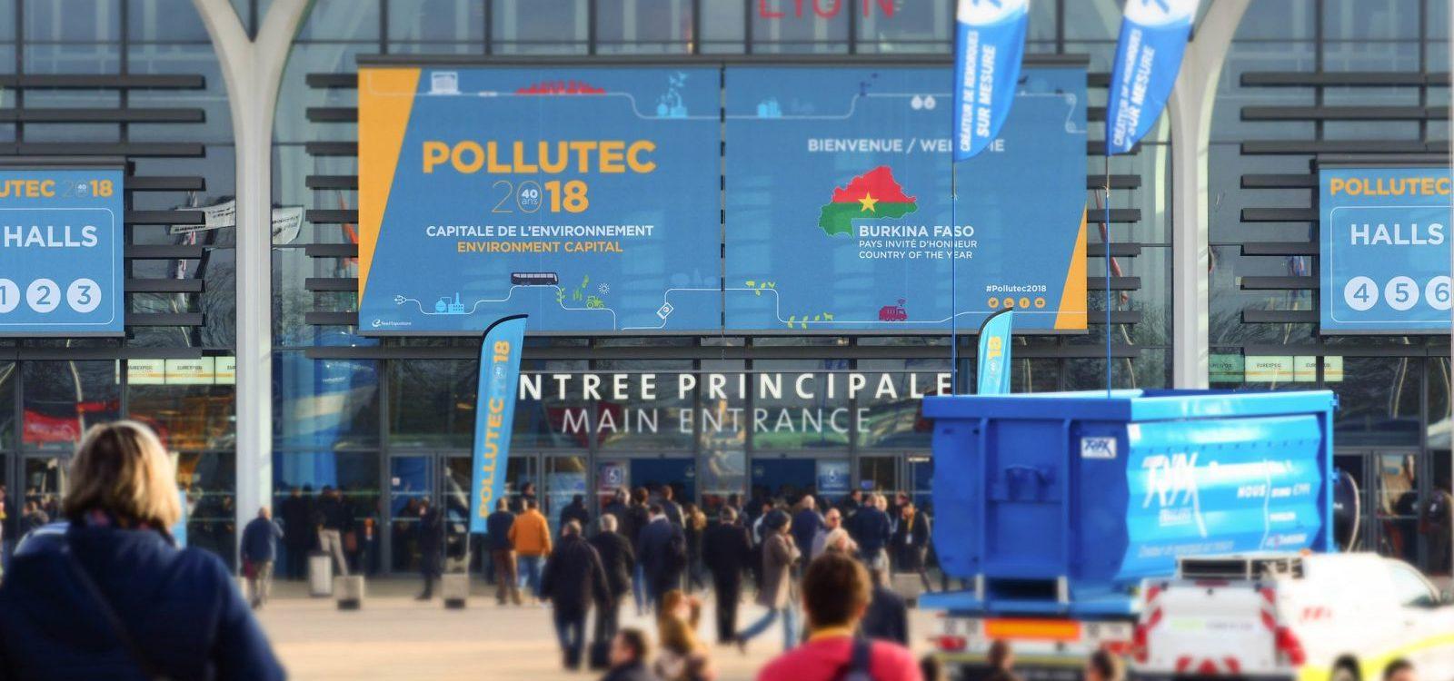 Pollutec, l'événement référence des professionnels de l'environnement, choisit Profile